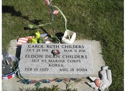 Eldon Dean Childers