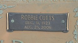 Robbie <i>Cutts</i> Barfield