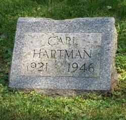 Carl Cullie Hartmann