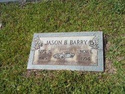 Jason Bryant Barry