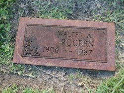 Walter A Rogers