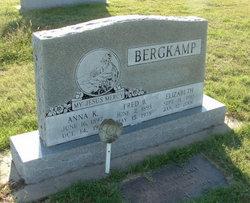Elizabeth <i>May</i> Bergkamp
