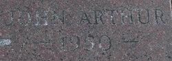 John Arthur Adams