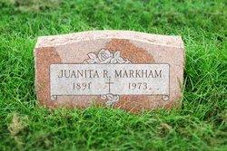 Juanita R. <i>Boos</i> Markham