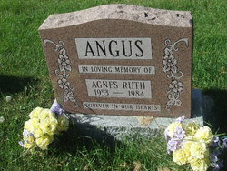 Agnes Ruth Angus