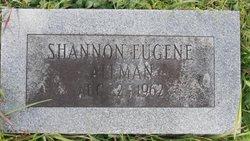 Shannon Eugene Allman