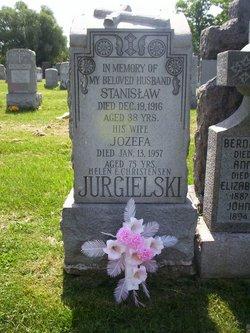 J�zefa (Josephine) <i>Konarska</i> Jurgielski - Regal