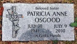 Patricia Anne Osgood