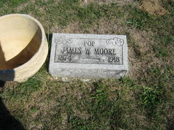 James W Moore