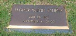 Eleanor Murphy <i>Murphy</i> Calhoun