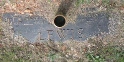 Rev Harold Williams Lewis