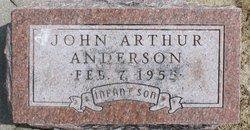 John Arthur Anderson