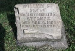 William G Sterner