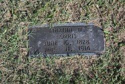Martha Meek <i>Hutson</i> Norris