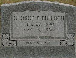 George P Bulloch