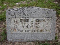 Benjamin J. Franklin