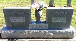Amanda Elizabeth Mandy <i>King</i> Dillinger