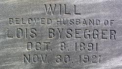 Will Bysegger