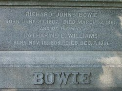 Richard Johns Bowie