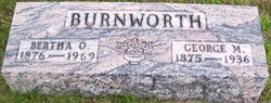 Bertha O Burnworth