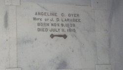 Angeline C. <i>Oyer</i> Larabee