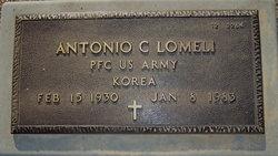 Antonio C Lomeli