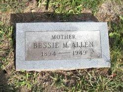 Bessie May <i>Lundy</i> Allen
