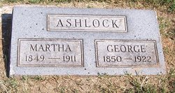 Martha <i>Bailey</i> Ashlock