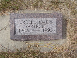 Urcel Margie <i>French</i> Bartruff