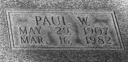 Paul W. Boe
