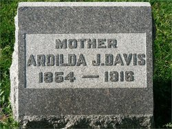 Ardilda J. <i>Shields</i> Davis