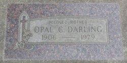 Opal Cecile <i>Henderson</i> Darling