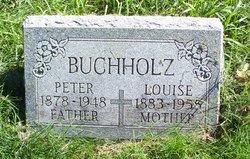 Elizabeth Louise <i>Wachter</i> Buchholz