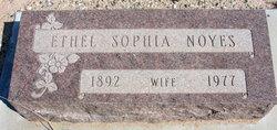 Ethel Sophia <i>Wells</i> Noyes
