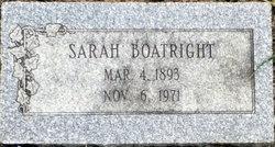 Sarah Boatright