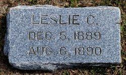 Leslie C Jones