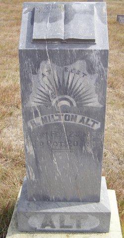 H. Milton Alt
