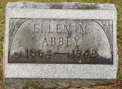 Ellen M. Abbey