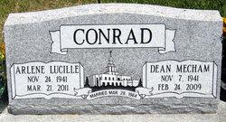 Arlene Lucille <i>Wahlen</i> Conrad