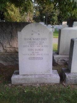 Frank Ward Ebey