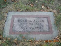Roscoe Andrew Allen