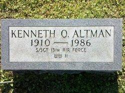 Kenneth Orville Altman