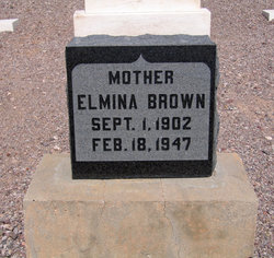 Elmina Mina <i>Mortensen</i> Brown