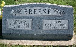 Cora A. Breese