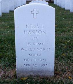 Nels Lloyd Hanson