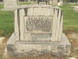 Wesley James Huck Rasmussen