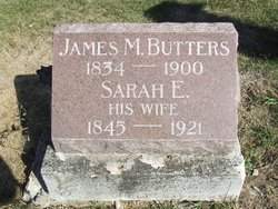 James M Butters