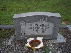 John Willis Buffington