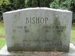 John H Bishop, Jr