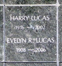 Evelyn Ruth <i>Schultz</i> Lucas